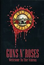Guns N' Roses: Welcome to the Videos (2003, DVD NIEUW)