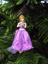 DISNEY RAPUNZEL & PASCAL SKETCHBOOK CHRISTMAS HANGING ORNAMENT NWT TANGLED