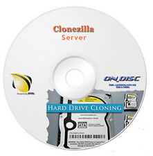Hard Drive Backup Clone CD Ghost Image Copy Duplicator Disk Cloning SERVER