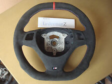BMW Steering Wheel flat top and bottom M Technic E90 M E91 E92 E93 E81 E87 E88