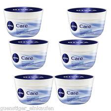 (28,92€/L) 6x 200ml Nivea Care Intensive Cura Crema Viso & Corpo 3