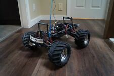 Traxxas E Maxx Electric RC Car UPGRADED w/ extras