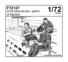 CMK F72127 WWII German U-Boot VII Crew at rest - part 2 - Figuren in 1:72