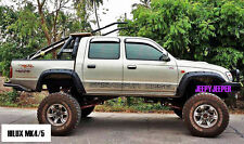 Jungle OFF-ROAD TOYOTA HILUX MK4 MK5 1997-2004 UTE FENDER FLARES WHEEL ARCH