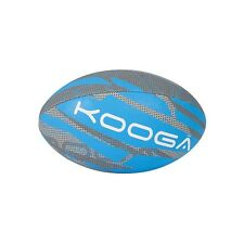 KOOGA WELFORD RUGBY TRAINING BALL PROCESS BLUE SIZE 5