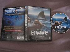 The reef de Andrew Traucki avec Damian Walshe-Howling, DVD, Horreur