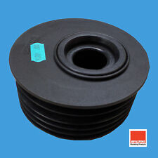 "Mcalpine Drain Soil Pipe Reducer 110mm 4"" to 40mm & 32mm DC2-BLOS Offset Hole"