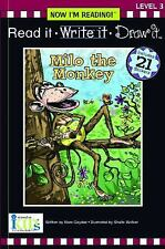 Nir! Read It, Write It, Draw It: Milo the Monkey - Level 3 (Now I Can Read!: Lev