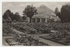 New Zealand, Christchurch, Rose & Winter Gardens RP Postcard, B194