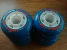 BRAND NEW INLINE ROLLER HOCKEY WHEELS 82A - 72mm 8-PACK