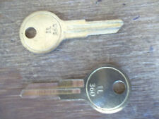 Office-Furniture-Filing-Cabinet-Truck tool box-Keys-Cut to your Code number-New