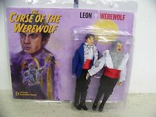 Distinctive Dummies Curse of the Werewolf  Leon and Werewolf Figure Set  B