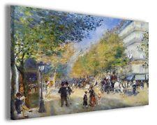 Quadri famosi Pierre Auguste Renoir vol XXV Stampa su tela arredamento arte