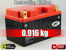 Best selling Lithium-ion motorcycle battery JMT YTZ14S-BS 75% lighter