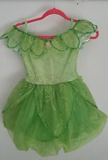 Princess Tinker Bell Costume Disney World Disneyland Parks Girls Size M (7/8)