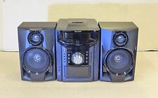 Sharp CD-DH950P 240W 5-Disc Compact Stereo/2-Way Speaker System Reg#1