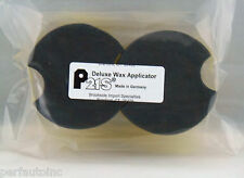 P21s® NEW DELUXE WAX APPLICATOR PADS GLAZE SEALANT DRESSING DETAIL APP CLEAN