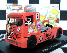 Fly Mercedes Benz Duff Beer Simpson Limited Edition Truck  1/32  202307