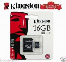 16GB 16Gig Memory Card for Samsung Galaxy S6 S5 S4 Note 4 Mobile phone Tablet