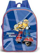 "Official Despicable Me ""Minions"" Character Children's Toddler School Backpacks"