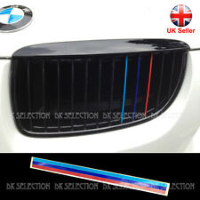 BMW GRILLE KIDNEY M SPORT STRIPE FOR 1 2 3 4 5 6 7 Series