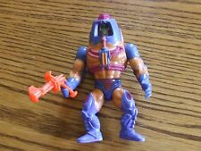 1982 He-Man Masters Of The Universe Man E Faces Action Figure Complete
