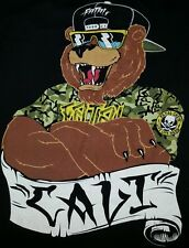 Fatal clothing T-shirt for Men Medium original skater