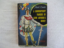 1948 A Connecticut Yankee In King Arthurs Court Mark Twain Pocket paperback FN-
