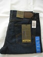 Urban Star men's jeans - relaxed fit - straight - 36 x 32 - Dark Blue - NEW!!