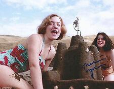 **GFA American Movie Actress *MELANIE LYNSKEY* Signed 8x10 Photo MH2 COA**