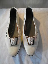 Chaussures vintage femme années 1950/60 taille 3 marque Siros