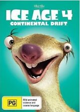 ICE AGE 4 Continental Drift : NEW DVD
