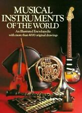 Musical Instruments of the World-ExLibrary