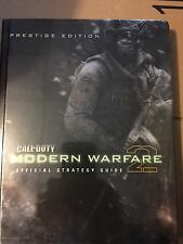 NEW Call of Duty: Modern Warfare 2 - Prestige Edition Hard Cover Strategy Guide