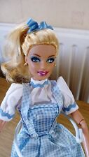 BARBIE DOLL WIZARD OF OZ BLONDE 12 INCH APPROX VGC USED SEE PICS!