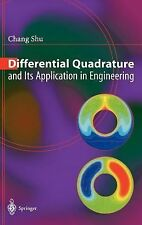 Differential Quadrature : And Its Application in Engineering by Chang Shu...