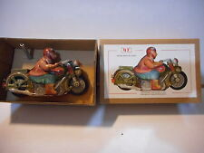 tin toy tole moto motorcycle 448