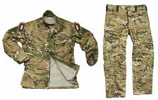 ORIGINAL POLISH ARMY PANTS + SHIRT UNIFORM MULTICAM - SPECIAL FORCES GROM POLAND