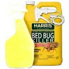 NEW HARRIS HBB-128 GALLON READY TO USE BED BUG INSECT KILLER SPRAY 0841288