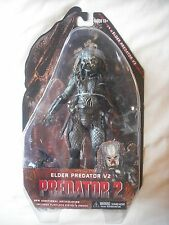 Neca Predator 2 Elder Predator V2 Action Figure 2014 New MINT!