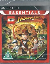 Lego Indiana Jones  The Original Adventures  Brand New PS3 Game
