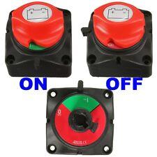 Marine Boat Knob Battery Master Isolator Cut Off Kill Switch Control 12V/24V/48V