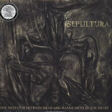 Sepultura - The Mediator Between Head and Hands Must Be The Heart 2 x LP - NEW