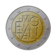 "Slovenia 2 Euro commemorative coin 2015 ""Emona"" UNC **NEW***"