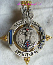 IN7532 - INSIGNE 1° R.B.I.M.A, 1822 - 1945, EPERVIER 95