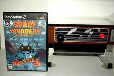 SPACE INVADERS ANNIVERSARY USATO OTTIMO SONY PS2 ED GIAPPONESE NTSC/J MB4 47246