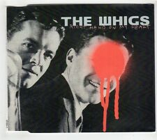 (GU701) The Whigs, Right Hand On My Heart - DJ CD