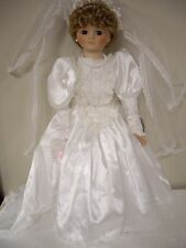"19"" Inch Bride Doll by Delton Product"