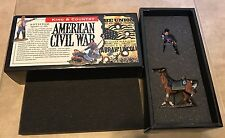 King & Country Civil War Union ACW14 General Burnside w/Horse Antietam NEW InBox