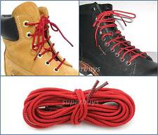 Red 180cm Long Hiking Trekking Shoe Work Boot Laces Trek Hiker Hike 8/10 Eyelet